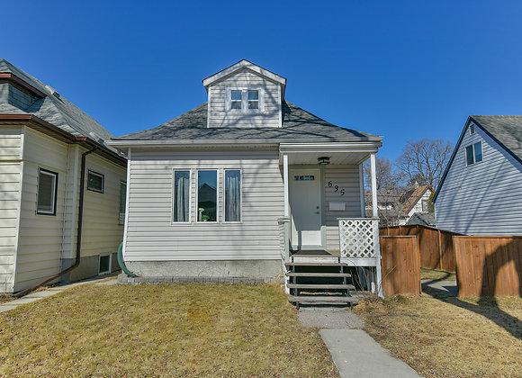 635 Walker Avenue, Winnipeg