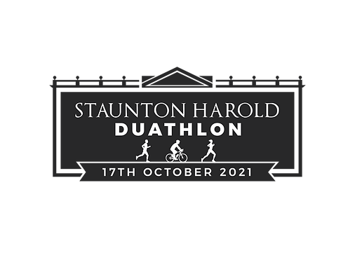 Staunton Harold Duoathlon Logo - black-0