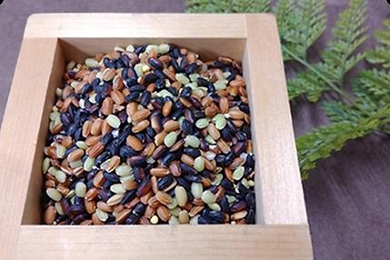 グルテンフリー雑穀米