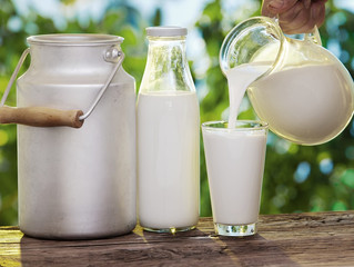 Support our Dairy Farmers & Benefit Your Health