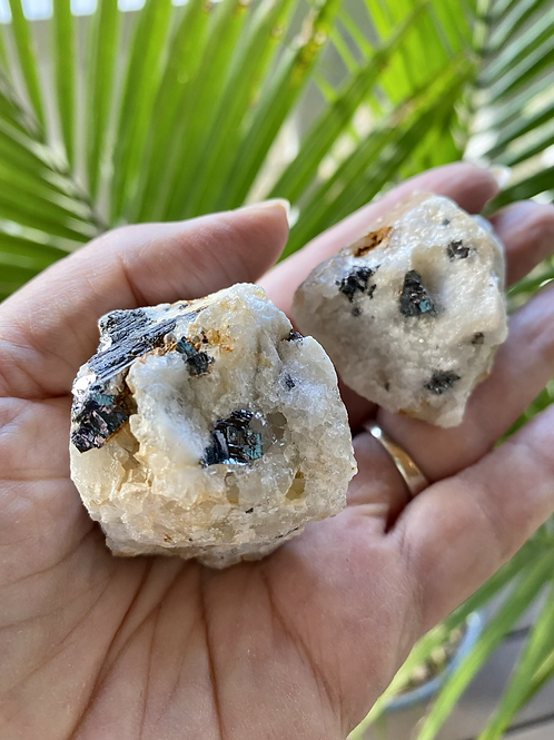 SKUTTERDERITE Gemstone Chunk One