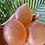 Thumbnail: Peach Selenite Palmstones ONE