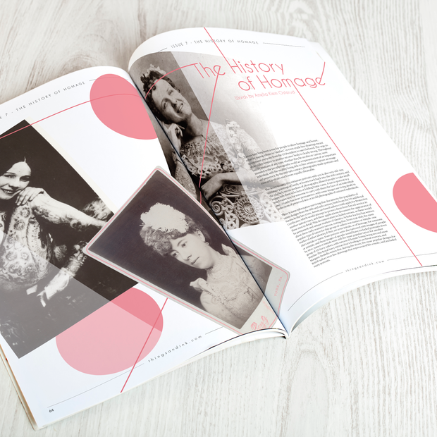 Things & Ink Magazine