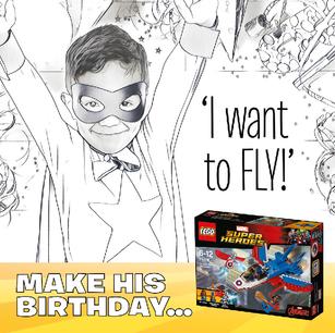 LEGO® Birthdays