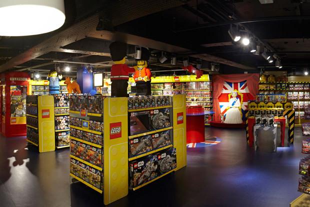 LEGO® at Hamleys