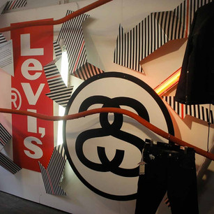 Levi's & Stussy