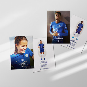 Chelsea FC Player Cards