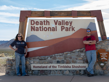 8 Reasons to visit Death Valley National Park