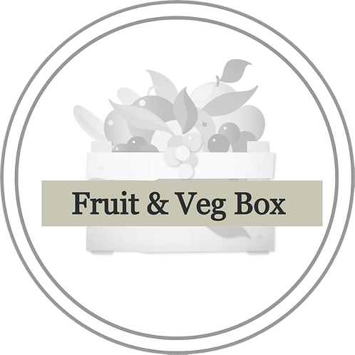 Fruit & Veg Boxes - For collection Monday to Saturday