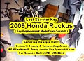 Lost Key Replacement Made For 2009 Honda Ruckus