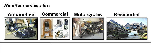 Locksmith Services, Aotomotive, Commercial, Motorcycles, Residential, ACM Locksmith Group, Duluth, GA
