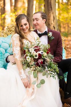 Nicholas Wedding bride and groom