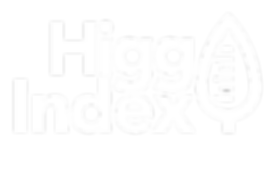Higg Index_Logo_WhiteonGray_TranspBckgd.