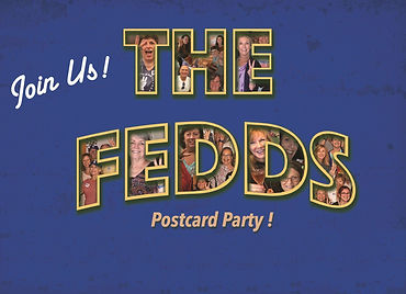 Parties where post cards are born!