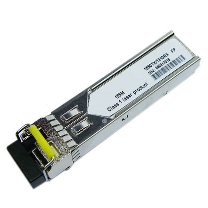 Bi-Di SFP 155Mb/s Optical Transceiver without DDMI