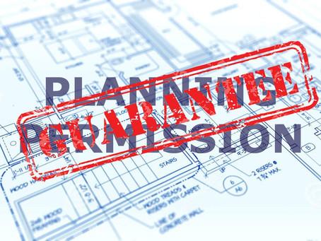 Planning Permission Guarantee!