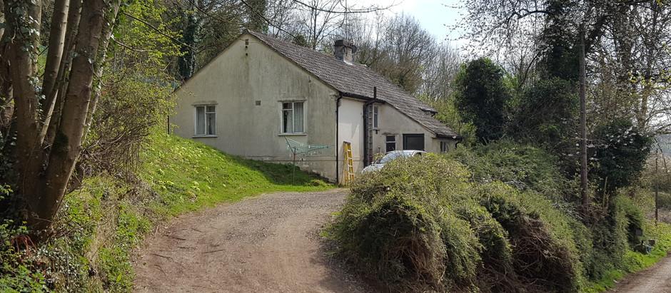A Woodman's Lodge.