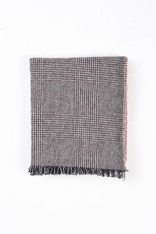 Schal 100 % Baumwolle