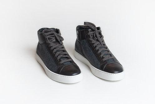 Santoni Hightop Sneaker