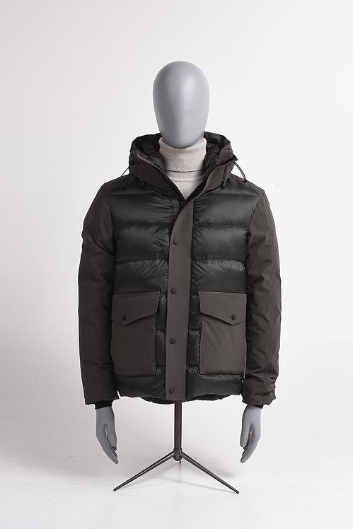 Jacke mit Daunenfütterung