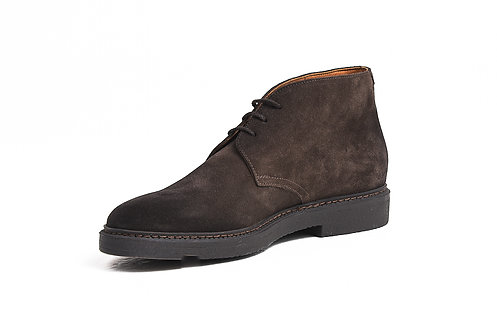 Doucal´s Stiefel braun velours