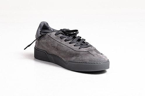 Ghoud Sneaker grau velours