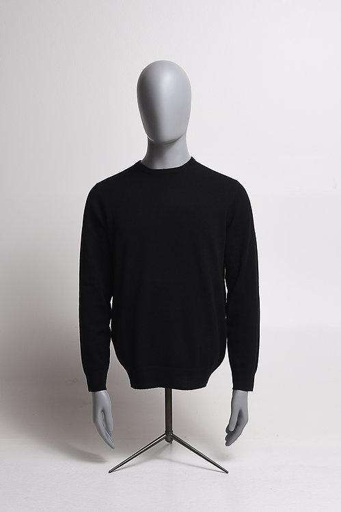 Pullover R-Neck 100 % Cashmere