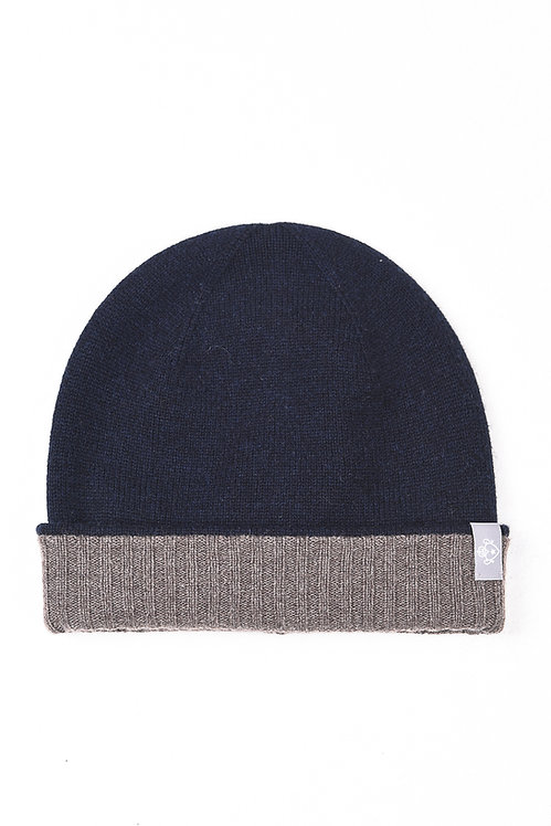 Mütze aus 100 % Cashmere