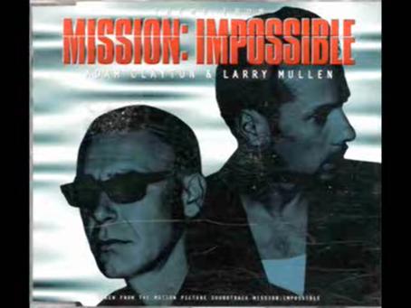 Adam Clayton et Larry Mullen Jr. et leur musique instrumentale (années 90)