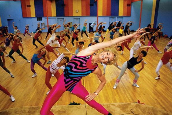 80's Aerobics