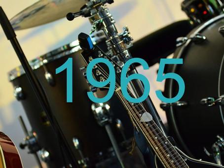 Hit Parade français de 1965 Top 1 à 15 - Vidéoclips des tubes les plus populaires