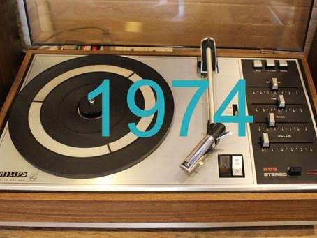 Hit Parade français de 1974 Top 1 à 15 - Vidéoclips des tubes les plus populaires
