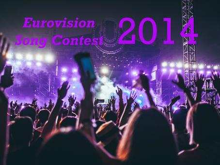 Les meilleures chansons du concours Eurovision en 2014