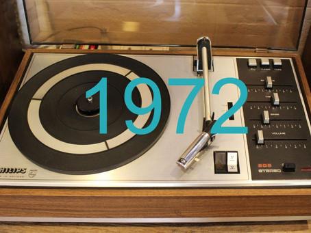 Hit Parade français de 1972 Top 1 à 15 - Vidéoclips des tubes les plus populaires