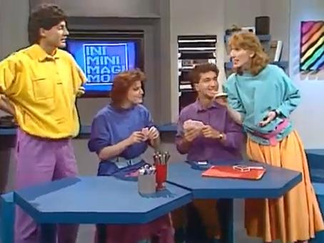 Iniminimagimo (vidéos des 39 contes complets) série jeunesse québécoise de 1987-1990 à Radio-Canada