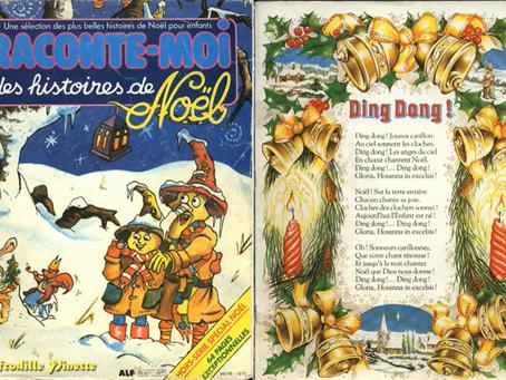 Raconte-moi des histoires de Noël Livres 1 à 3 (contes audio pour enfants)