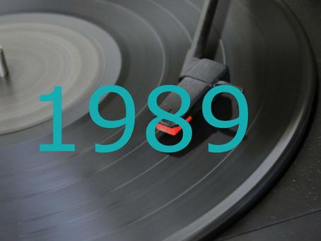 Hit Parade français de 1989 Top 1 à 15 - Vidéoclips des tubes les plus populaires