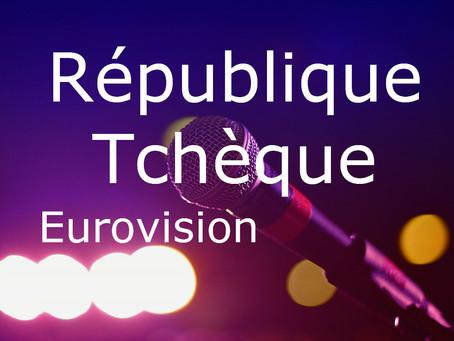 République Tchèque - Chansons du Concours Eurovision de 2007 à 2020