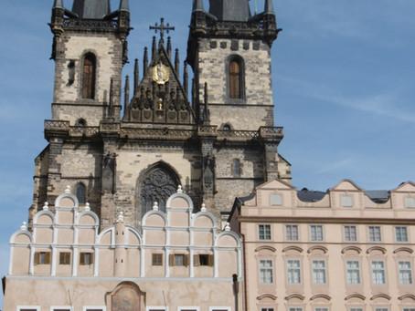 À la découverte de Prague en République Tchèque partie 2