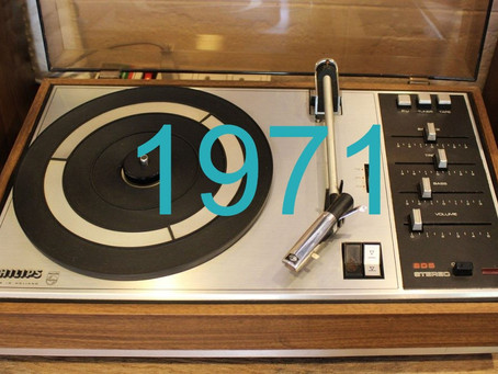Hit Parade français de 1971 Top 1 à 15 - Vidéoclips des tubes les plus populaires