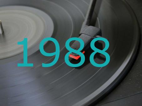 Hit Parade français de 1988 Top 1 à 15 - Vidéoclips des tubes les plus populaires