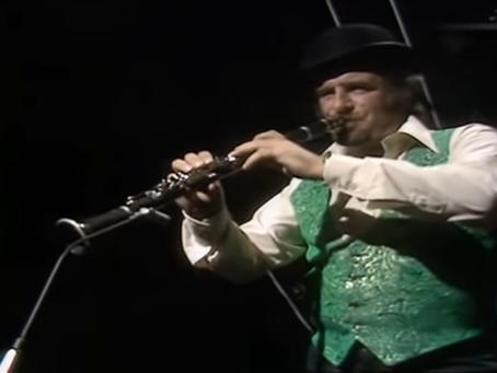 Acker Bilk et sa musique instrumentale (années 60 et 70)