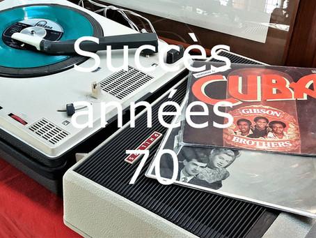 Billboard Top 1 à 15 de 1970 - Vidéoclips des chansons les plus populaires