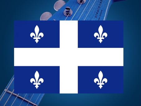 Playlist Québec en fête - Party de la St-Jean - Chansons québécoises francophones