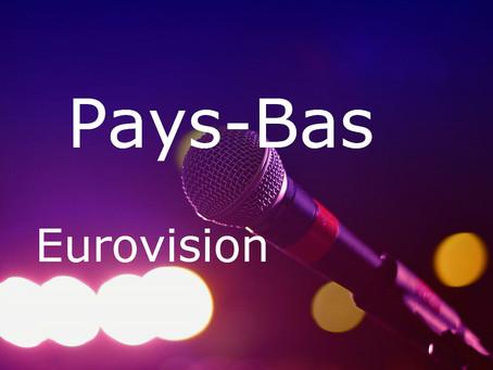 Pays-Bas - Chansons du Concours Eurovision de 2006 à 2020