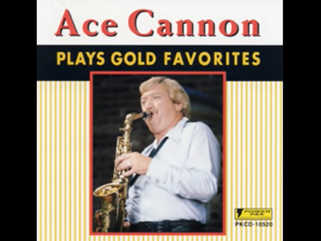 Ace Cannon et sa musique instrumentale (années 60 à 80)