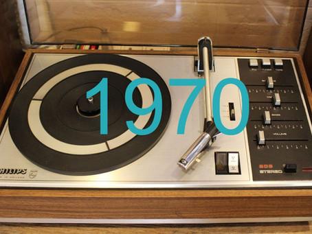Hit Parade français de 1970 Top 1 à 15 - Vidéoclips des tubes les plus populaires