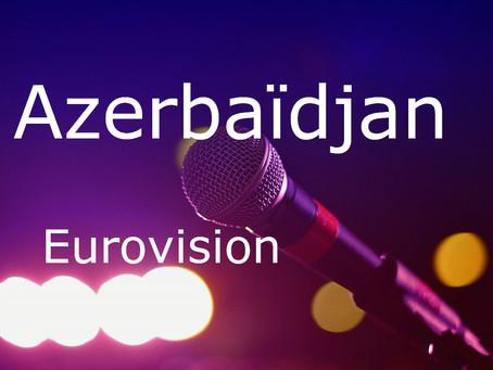 Azerbaïdjan - Chansons du Concours Eurovision de 2008 à 2020