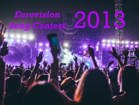 Les meilleures chansons du concours Eurovision en 2013