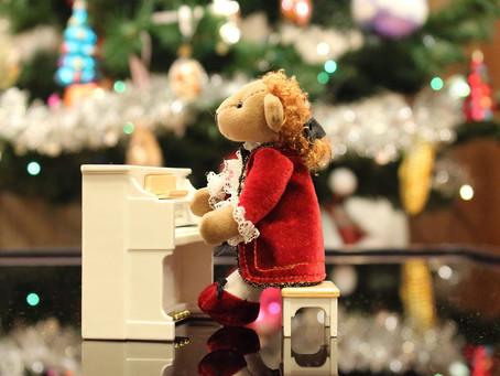 Playlist de musique instrumentale sur Noël vol. 2 (au piano pour ambiance relaxante)